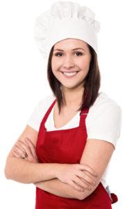 female-baker