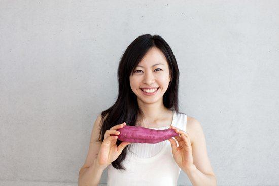 khoai lang chua nhieu vitamin a